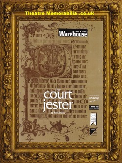 London Theatre Warehouse - The Court Jester - 1994